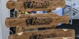 Deejay Xmasters - Osso Longboard