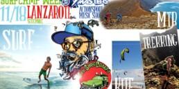 Deejay Xmasters - Surfcamp week Lanzarote