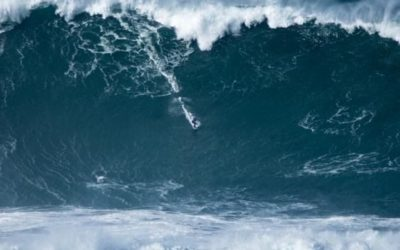Francisco Porcella vince l'XXL Biggest Wave Award