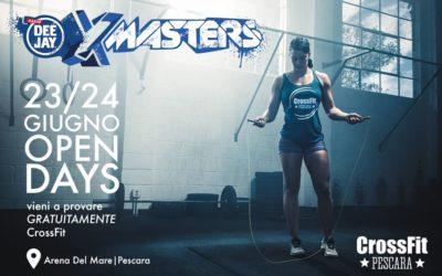 CrossFit Contest a Deejay Xmasters Pescara