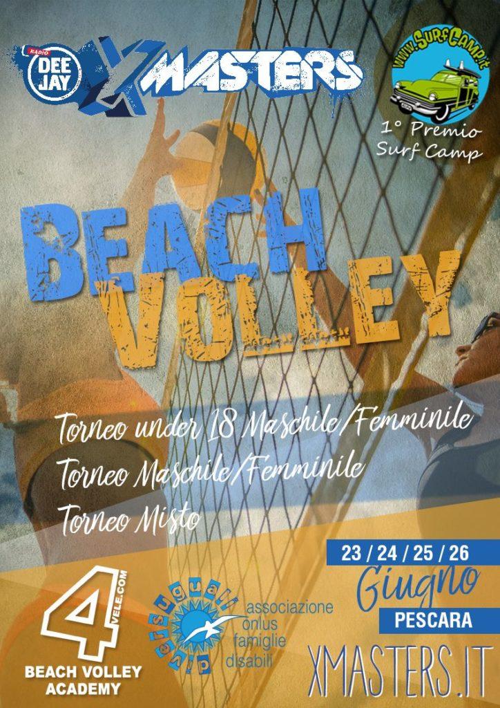 Deejay-Xmasters-2016-Locandina-Torneo-Beach-Volley-pescara