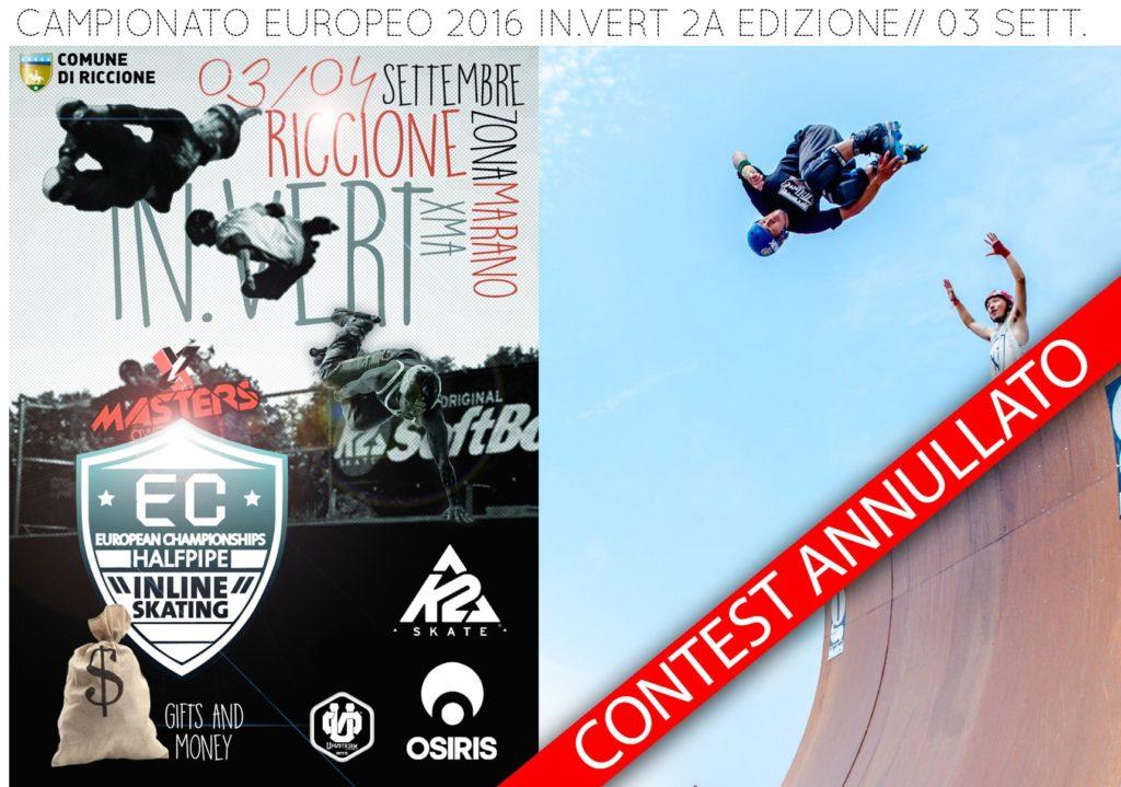 Deejay Xmasters - Annullato contest invert Riccione 2016