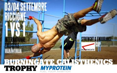 Burningate Calisthenics