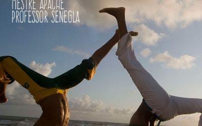 Capoeira e un pizzico di Brasile sulla spiaggia di Senigallia