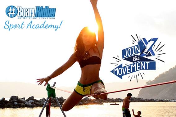 Deejay Xmasters - Collaborazione con Board Riding Academy