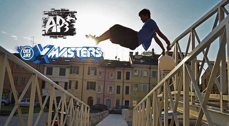Deejay-Xmasters-Locandina-Parkour