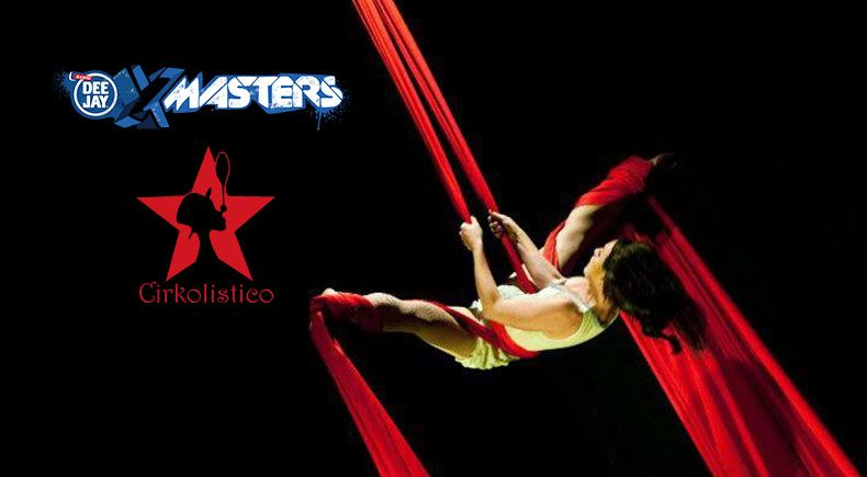 Deejay-Xmasters-Locandina-Tessuti-Aerei-Cirkolistico
