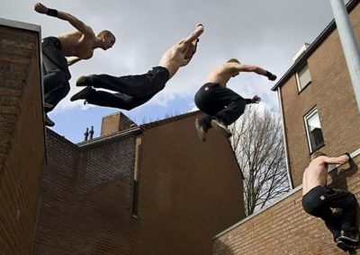 Deejay-Xmasters-Parkour