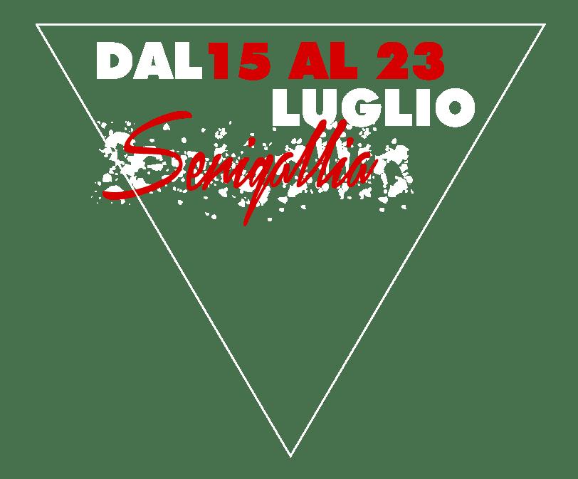 Deejay Xmasters - Senigallia 15-23 Luglio 2017