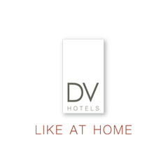 Deejay Xmasters - Sponsor - Locali Convenzionati - Logo DV Hotel