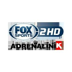 Deejay Xmasters - Sponsor - Media Partner - Logo Fox Sport