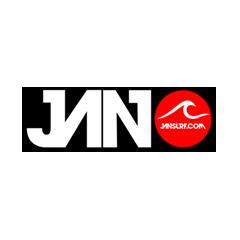 Deejay Xmasters - Sponsor - Partner Sportivi - Logo Jan Surf Shop