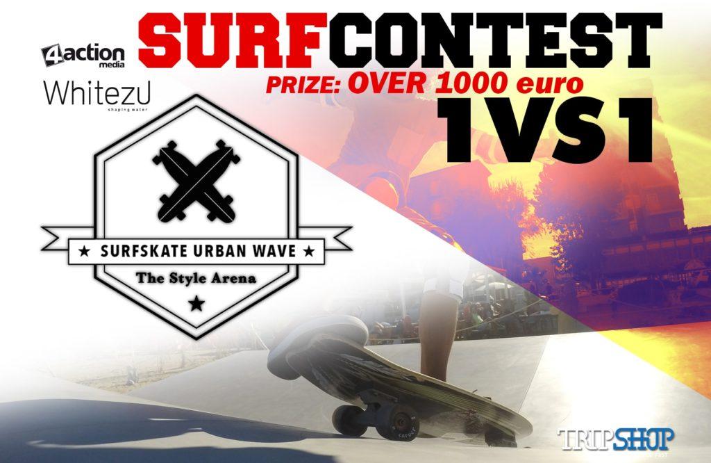 Deejay Xmasters - Surf skate urban wave contest 2016 riccione