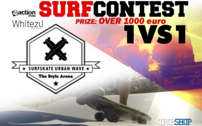 SurfSkate Urban Wave Contest