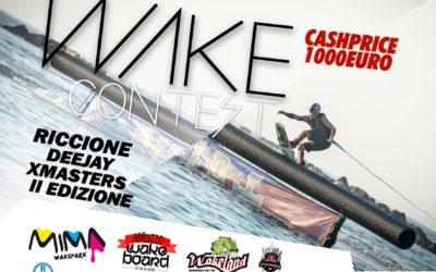Waeboard Contest Riccione 2016