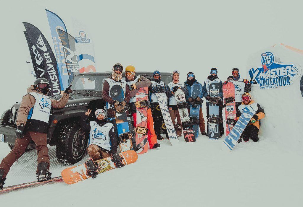 Deejay-Xmasters-Winter-Tour-2017-Seconda-tappa-Livigno