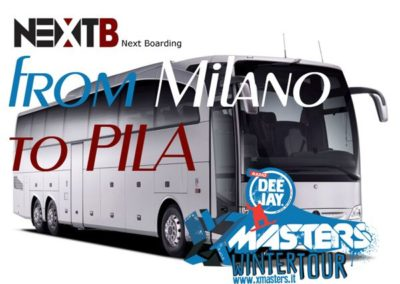Deejay Xmasters - Winter Tour 2017 -Ultima tappa Pila
