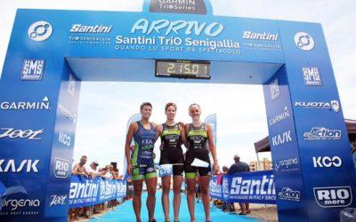 Santini TriO Senigallia – Garmin TriO Series Olimpico