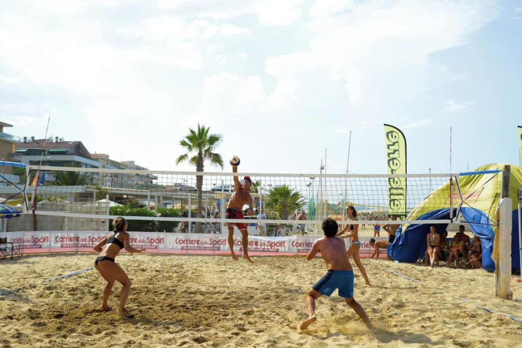 Beach Volley Deejay Xmasters 2017