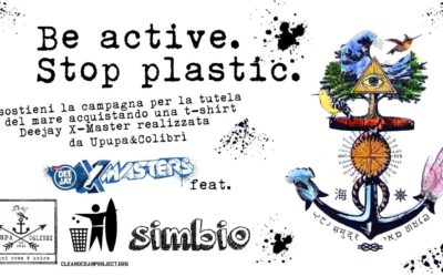 Be Active Stop Plastic