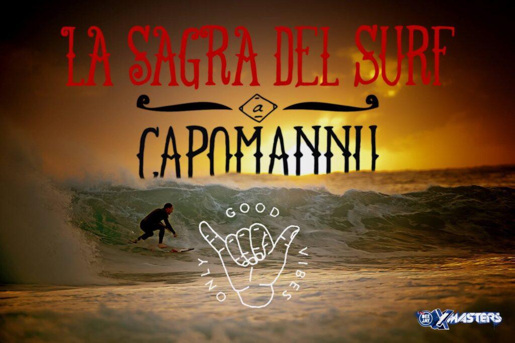Deejay Xmasters-Deejay Xmasters in Sardegna per La Sagra del Surf