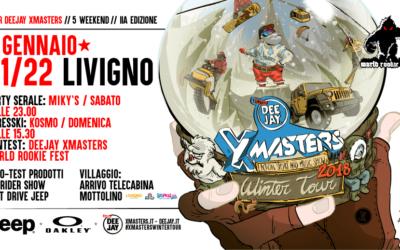 Il DEEJAY Xmasters Winter Tour torna a Livigno