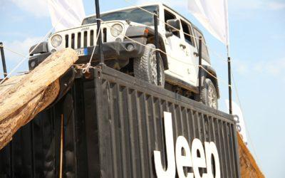 DEEJAY Xmasters: scopri le emozioni della Jeep Experience