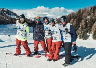 Francisco Porcella al DEEJAY Xmasters Winter Tour (1)
