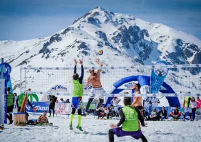 Snow Volley_foto Sergio Bolla