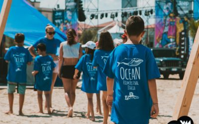 Il Beach Clean Up con DEEJAY Xmasters e Ocean Film Festival
