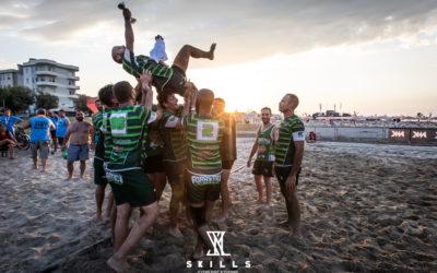 Ai DEEJAY Xmasters il II Campionato Italiano Beach Rugby Sordi