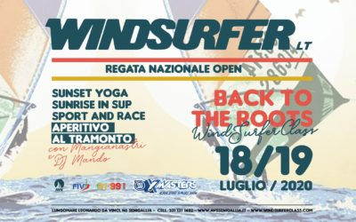 Back to the Roots Winsurfer Class – Regata nazionale
