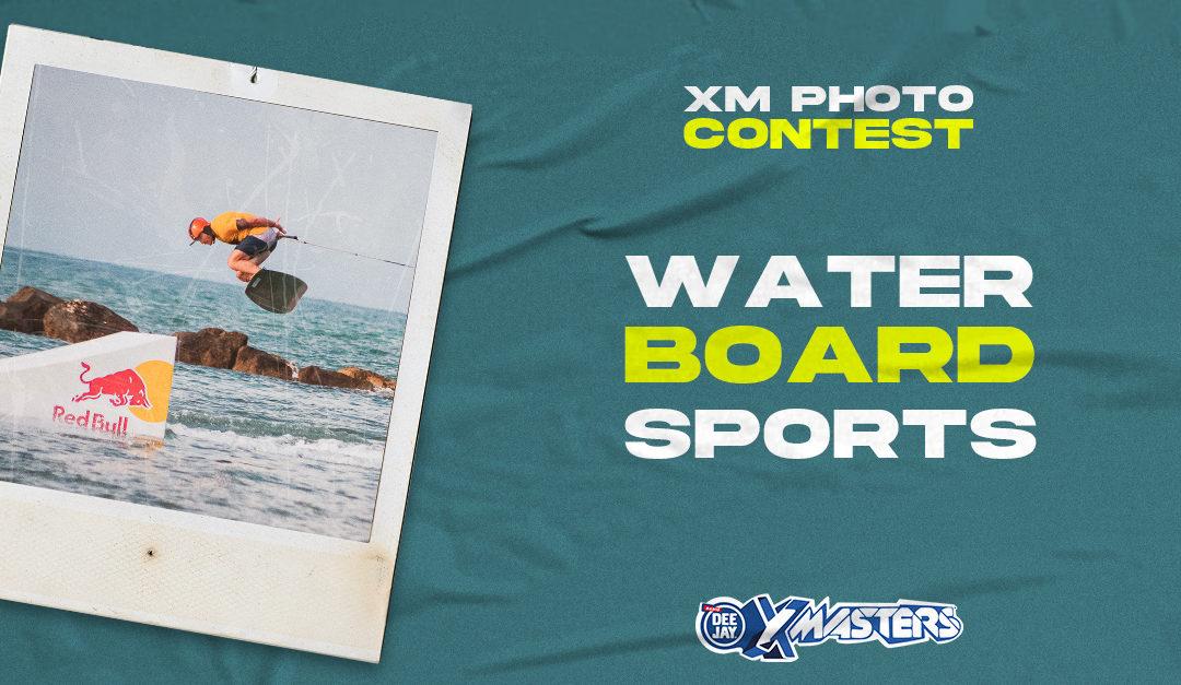 Water Board Sports, prima settimana di Xmasters Photo Contest