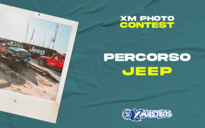 Test Drive Jeep Italia, settima settimana di Xmasters Photo Contest